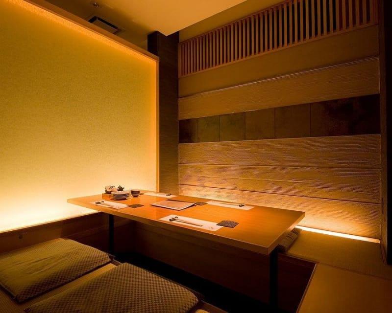 個室×牛寿司・鉄板焼 大名瑞祥