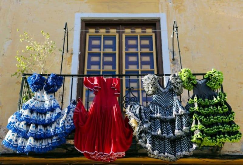 バルセロナのシンボル、フラメンコ舞踊