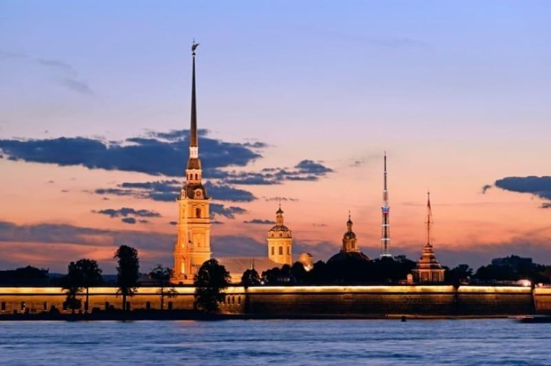 ピョートル1世の活躍とサンクト・ペテルブルクの繁栄