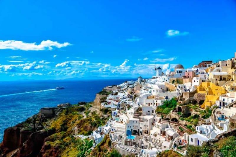 サントリー二島/ギリシャ