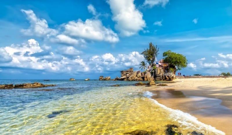 離島リゾート・フーコック島