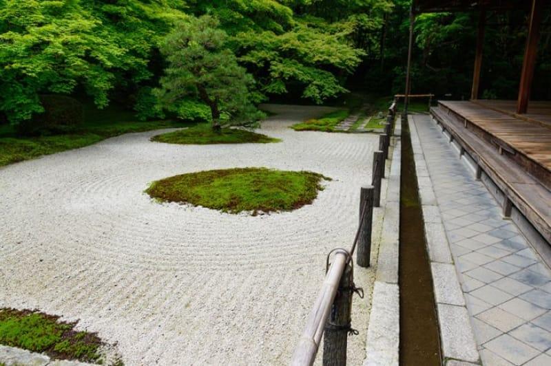南禅寺天授庵(塔頭)の庭園