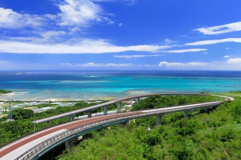 ドライブするなら走りたい、ニライ橋カナイ橋