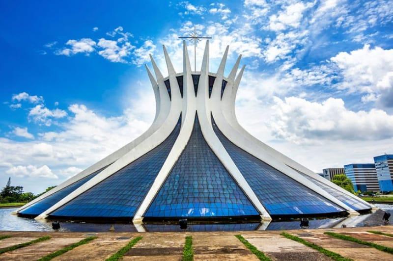 ブラジリア・メトロポリタン大聖堂