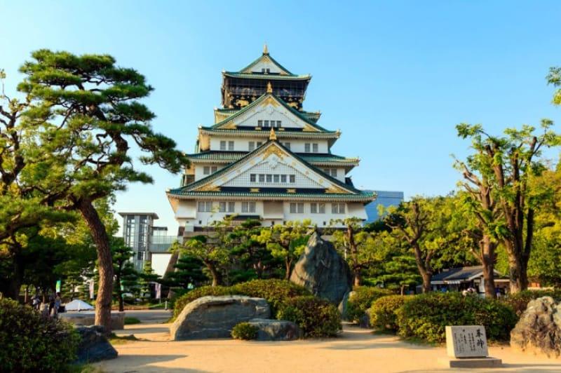 1泊2日の大阪観光の場合