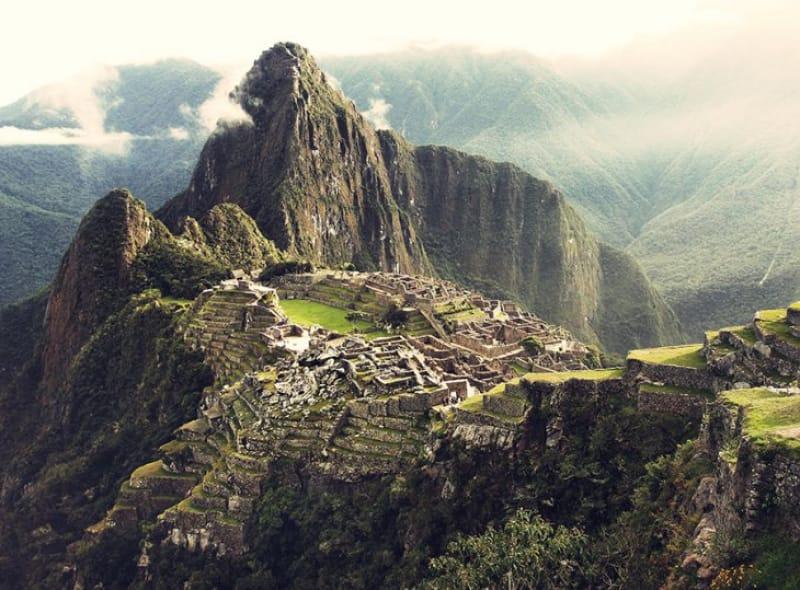ペルーといえば、外せないのはマチュピチュ