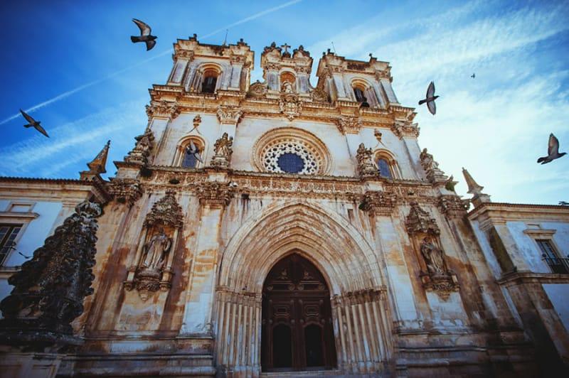 ポルトガル最大のゴシック建築
