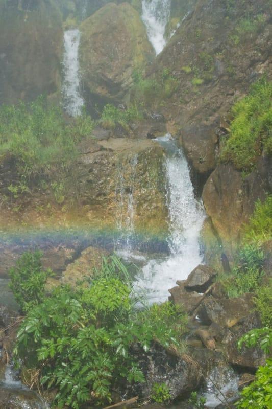 避暑地としても人気・横野滝