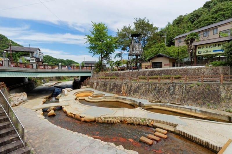 神戸の中でも豊かな自然が残るエリア