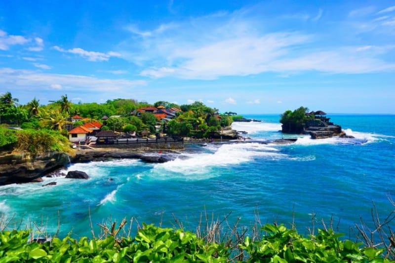 神々の集まるバリ島