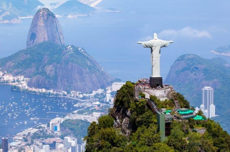 リオで見逃せない景色