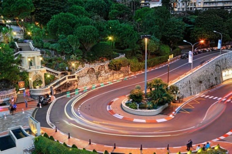 F1モナコグランプリ モンテカルロ市街地コース