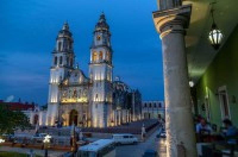 メキシコ観光なら世界遺産都市「カンペチェ」へ行こう!   wondertrip
