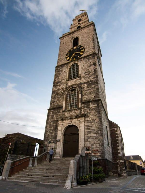 コークのシンボル「シャンドン教会」