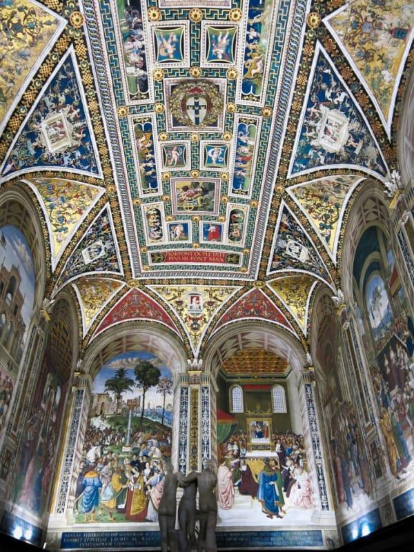 #27 夕日に輝くシエナの大聖堂に感動しよう