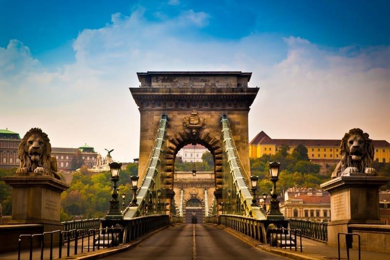 ハンガリー王国の首都として