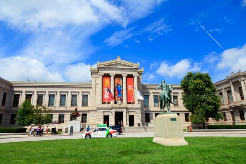 『ボストン美術館』で日本の浮世絵コレクションを見る