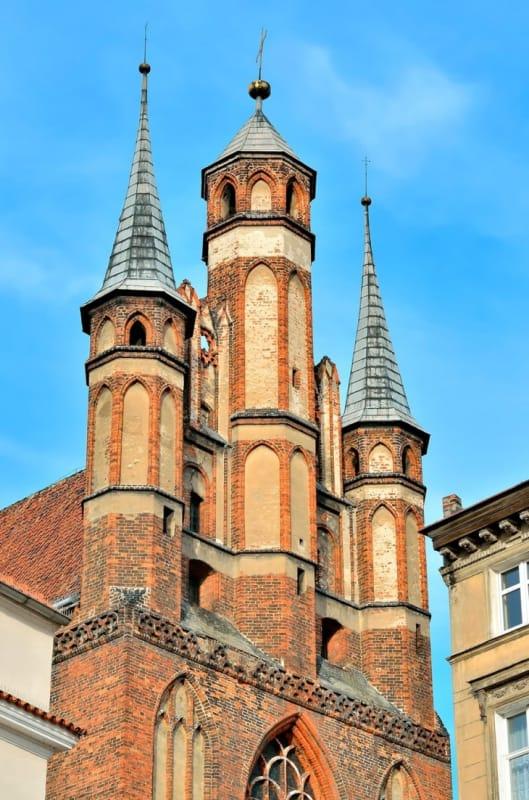 壮麗な聖母マリア教会