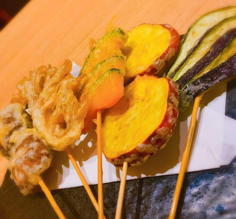 串天ぷらと日本酒バル かぐら 渋谷