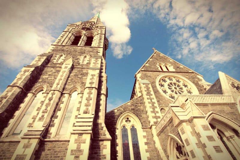 ダブリンの2大聖堂のひとつ・クライストチャーチ大聖堂