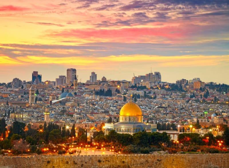 ユダヤ人初の王国の首都。1つ目の宗教「ユダヤ教」の聖地となる経緯