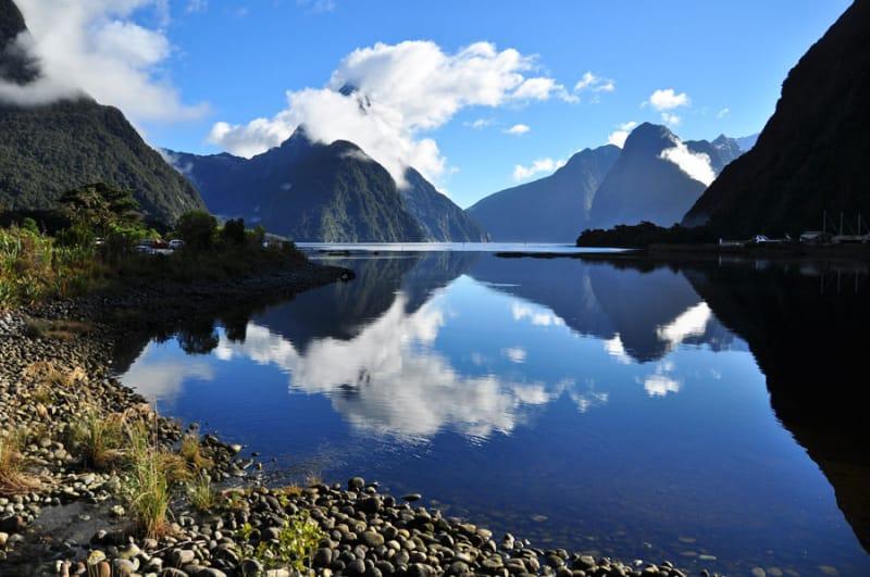 13位 ニュージーランド/テ・ワヒポウナム-南西ニュージーランド (ミルフォードサウンド、マウントクック)