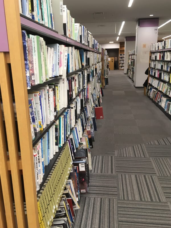 浦和パルコ さいたま市立中央図書館