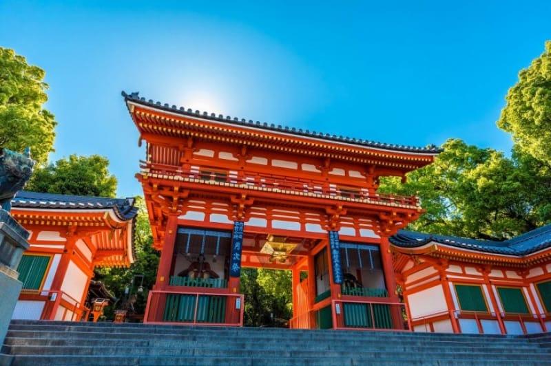 (7)「八坂神社」を巡る日帰りプラン