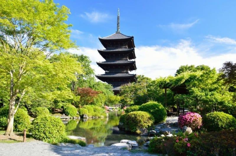 (4)「東寺」を巡る日帰りプラン