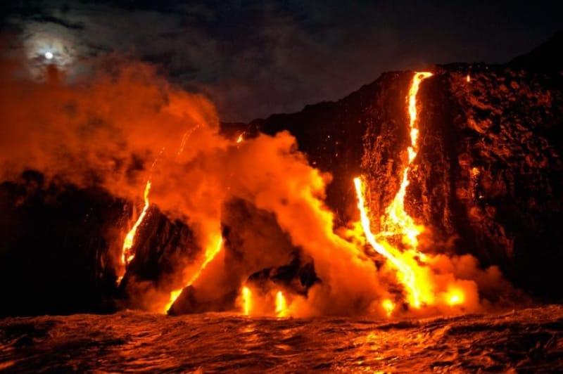 怒りん坊な火山の女神・ペレ