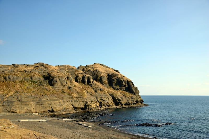 自然の造形美 龍頭海岸(ヨンモリヘアン)