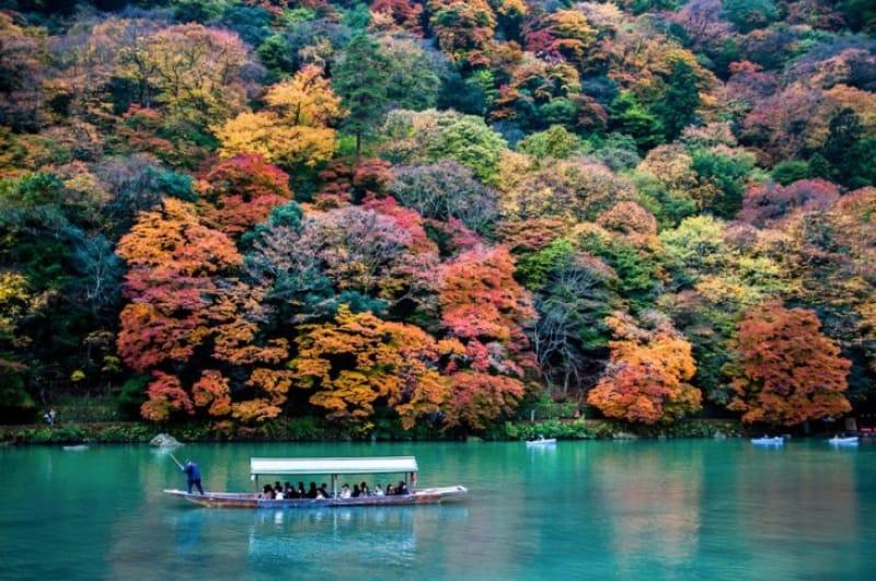 嵯峨嵐山エリアの玄関・嵐山