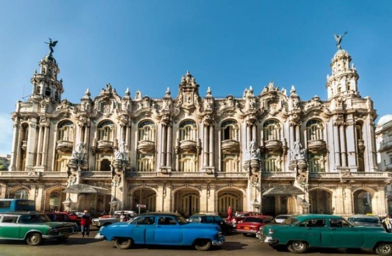 キューバを代表するガルシア・ロルカ劇場