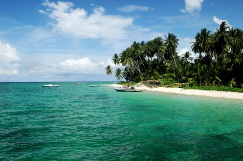 インドネシア「デラワン島」の絶景ビーチ