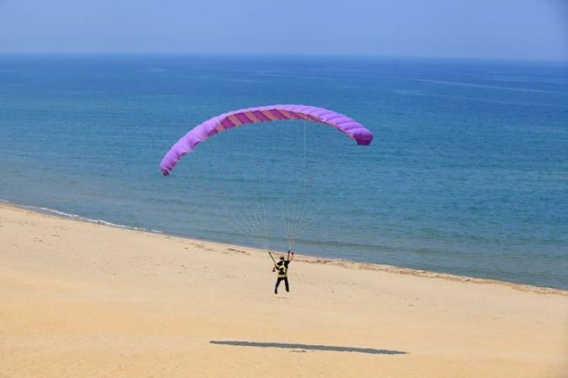 広大な砂丘で楽しむ数々のアクティビティ
