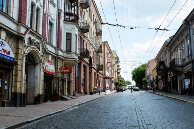 城を巡ったら寄って行こう「旧市街」