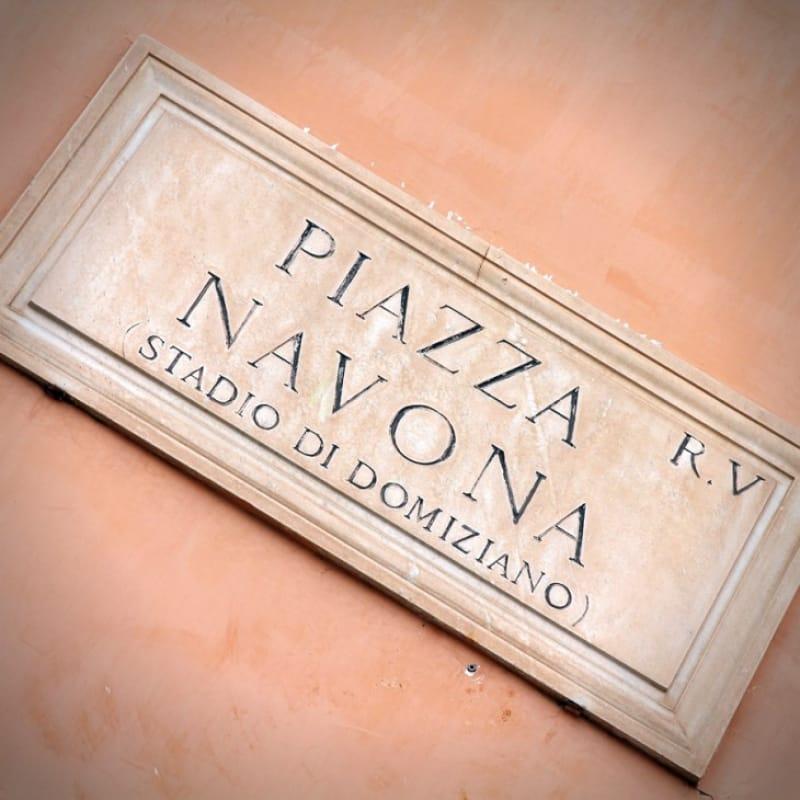 「ナヴォーナ広場」の名前の由来は?