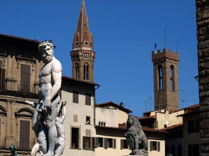 フィレンツェでのメディチ家の復権