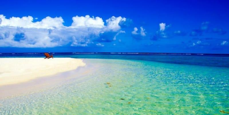 こんなに美しいビーチを見たことありますか?まさに絶景!
