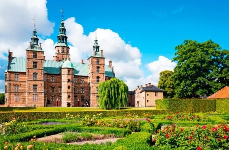 オランダ・ルネッサンス様式の夏の離宮「ローゼンボー離宮」