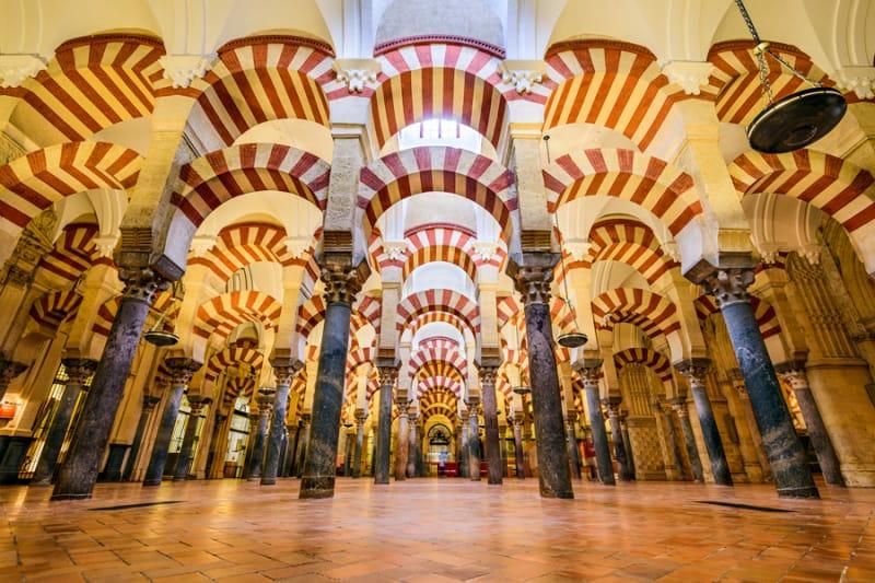 スペイン唯一の大モスク メスキータ