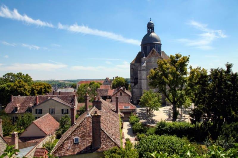 「中世市場都市プロヴァン」で味わう中世ヨーロッパの旅