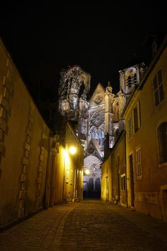 歴史を見てきた大聖堂