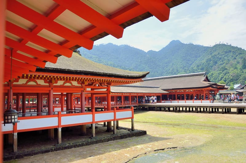 全国に500ある厳島神社の総本山