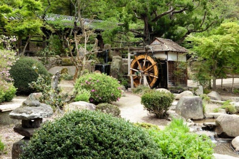 小京都らしい庭園・衆楽園