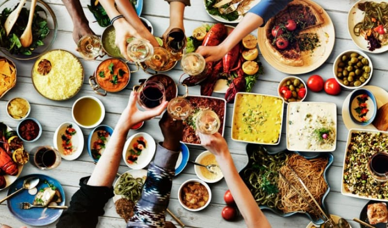 食事次第で旅行は楽しくもなるしつまらなくもなる!