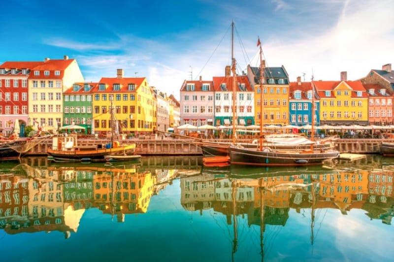 コペンハーゲン(Copenhagen)/デンマーク
