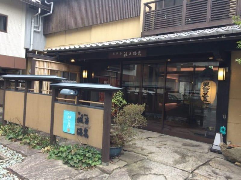 94084:ホテル祖谷温泉からかずら橋へ向かいます!