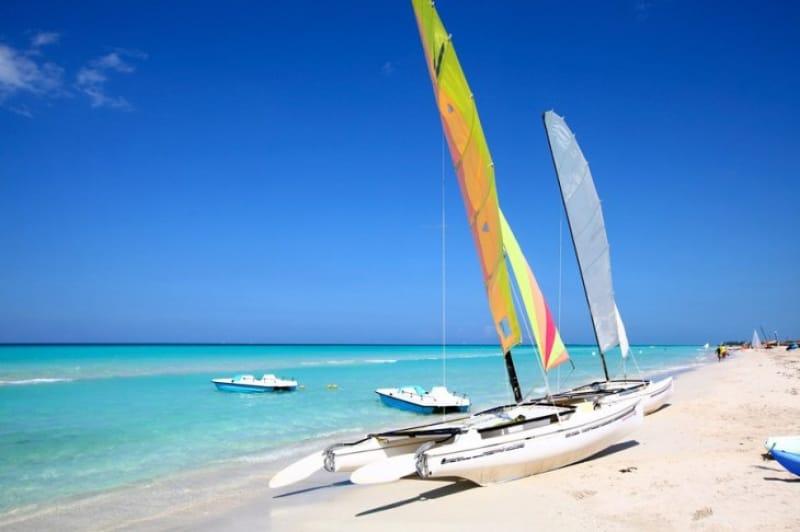 キューバ最大のビーチリゾート バラデロ
