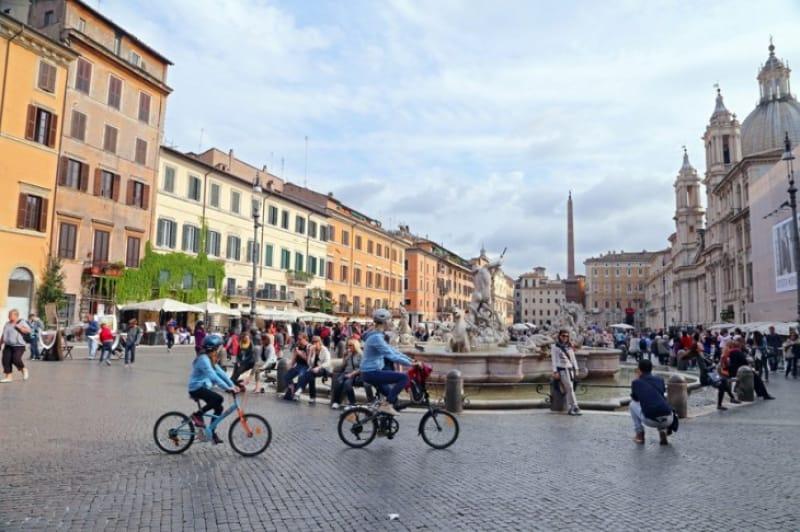 観光前に知っておきたい「ナヴォーナ広場」の歴史